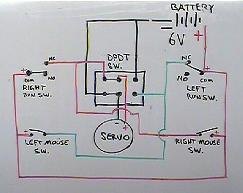 Usb Optical Mouse Circuit Diagram ndash The Wiring Diagram